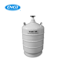 Best quality 30L Large-diameter liquid nitrogen biological containers