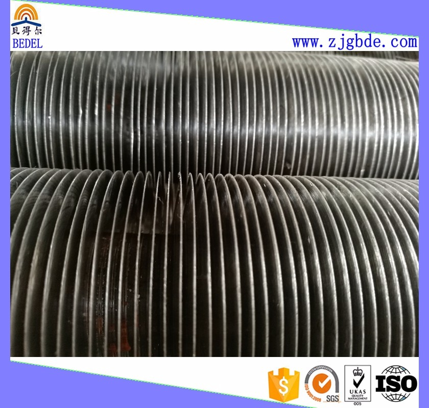 Fin tube finned floating oil heat equipment parts