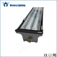 36W IP65 industrial T8 Tube Fitting Explosion Proof LED Light for mining