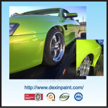 Auto Body Paint Colors