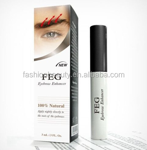 100% Original FEG Eyebrow Growth Liquid For Brow Hair Thicker Fuller Eyebrow Serum Enhancing with darker brow