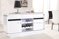 Classic Hot Sale Bed Table White Sideboard C335