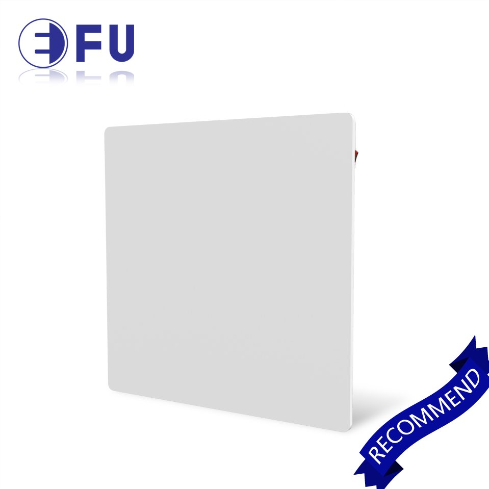 1cm white electric wall panel heater