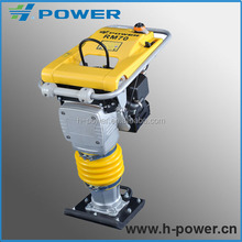 High quality! Portable Plate tamping rammer RM70 with HONDA GX100