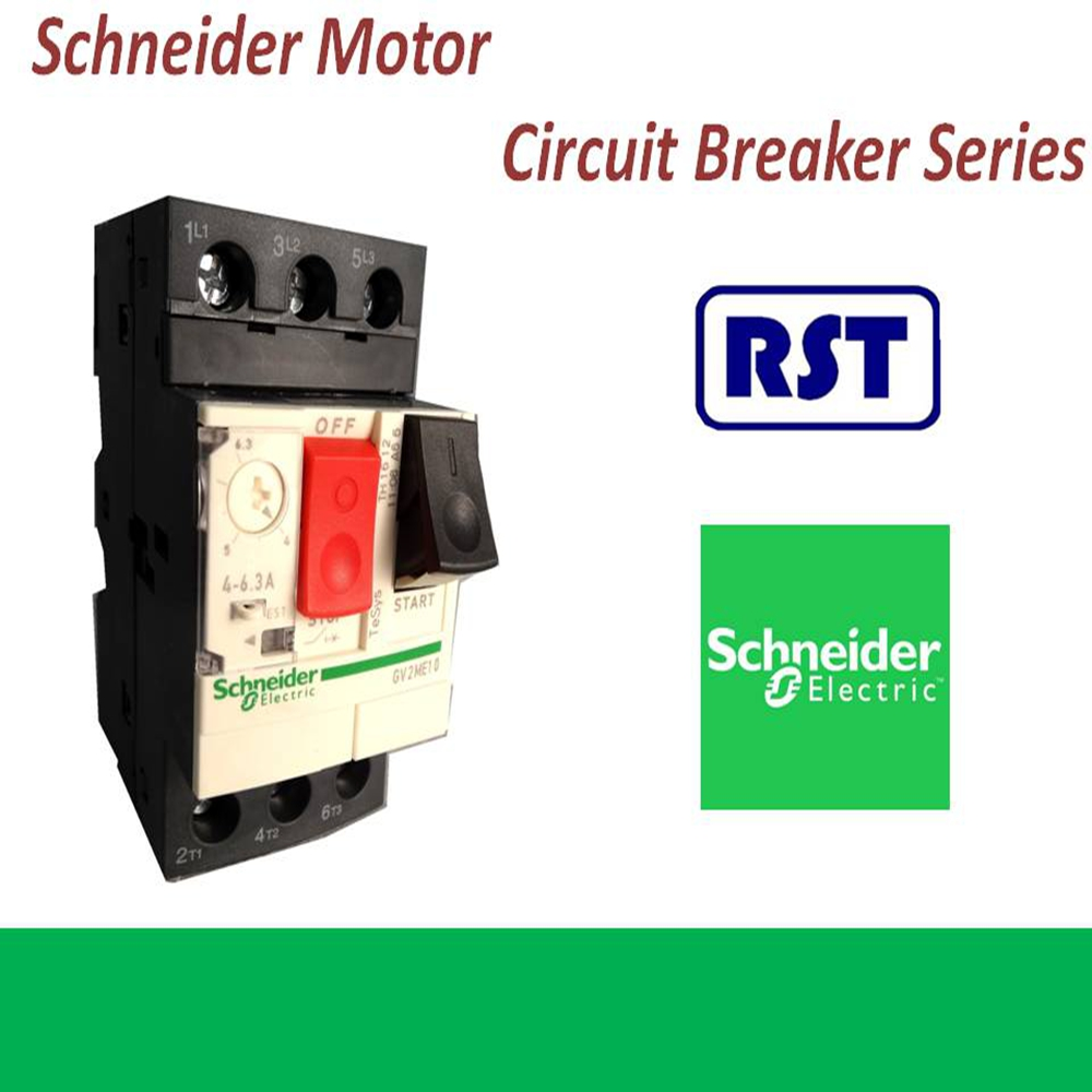 Resistive Load thermal circuit breaker with high quality