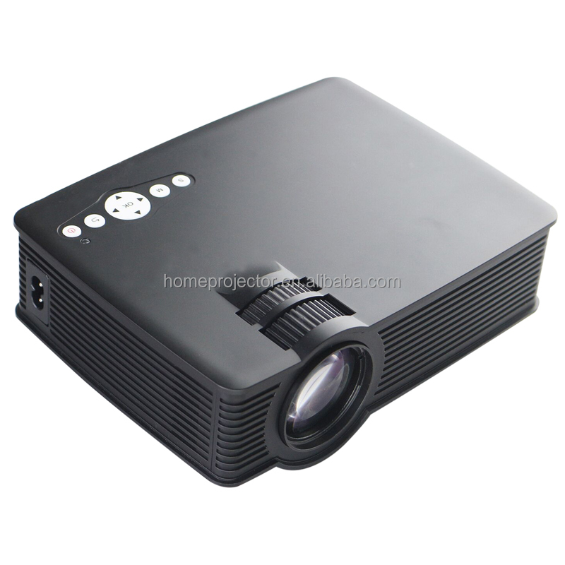 800x480 Home Theater LCD Projector