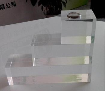 2018 New Design WeiHai Pen Acrylic Block Display