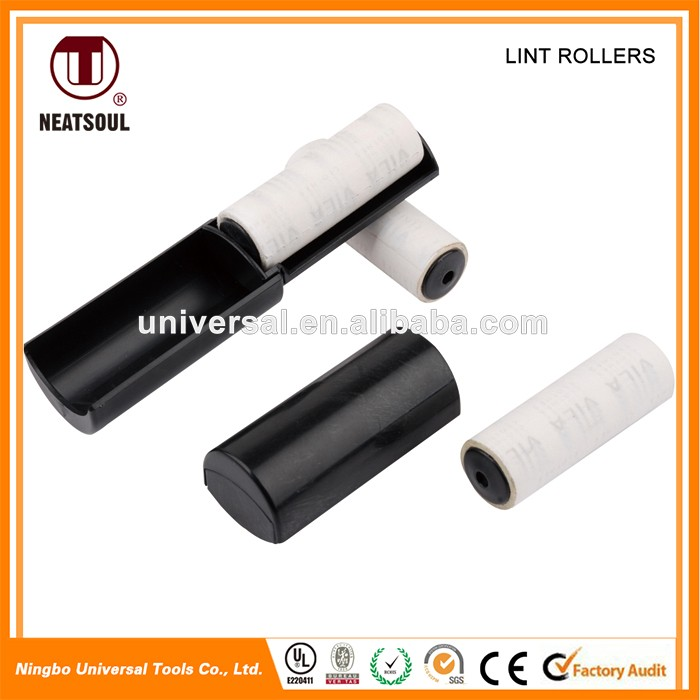 Trustworthy China Supplier plastic clothes cleaning lint roller