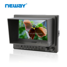 Excellent Display 400cd/m2 Brightness Bus TV Monitor