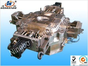 High quality aluminum die casting mould
