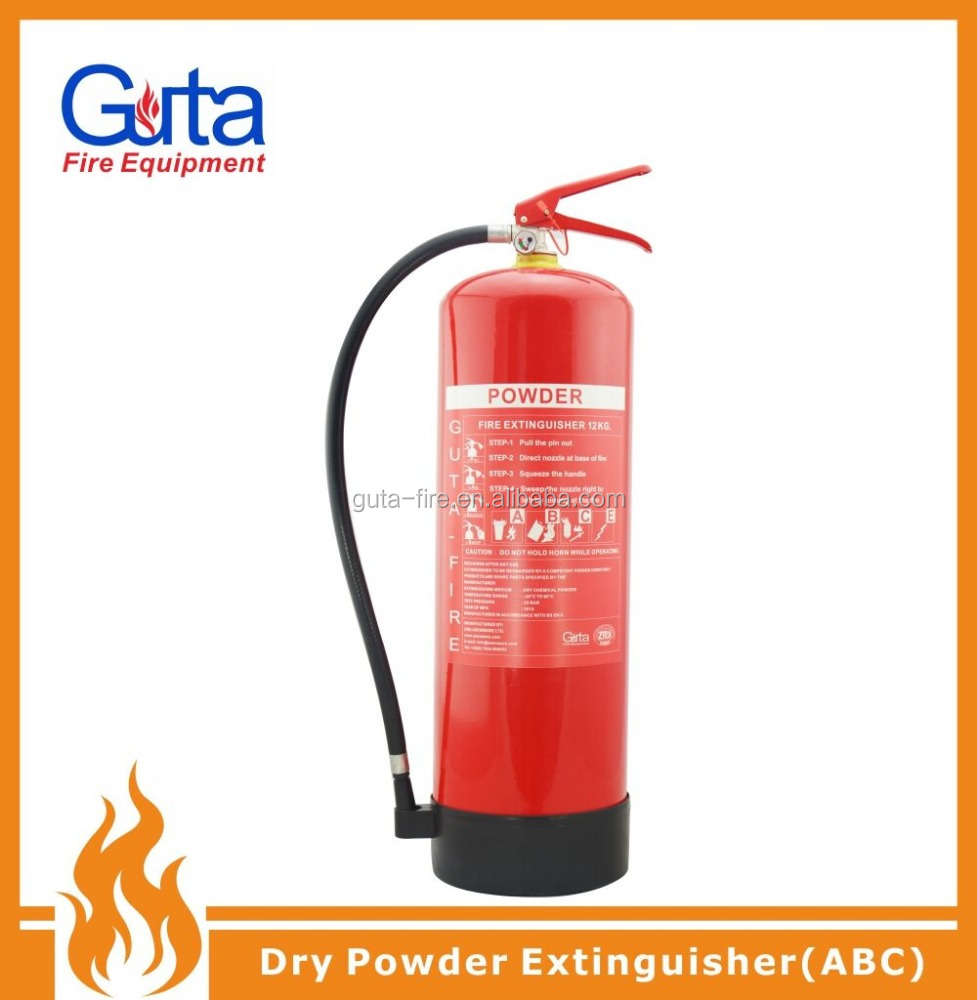Interteck ISO9001 2Kg ABC Dry Powder Fire Extinguisher