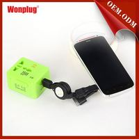 Wonplug new arrived mini size wifi usb charger adapter