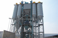 Professional manufacturer high quality dry mortar mixer for mixing cement and export