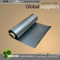Expansion Joints Online Sale Graphite Ptfe Packing Graphite Gasket Sheet