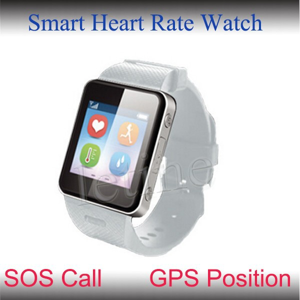 Smart heart rate monitor watch pulse watch heart rate monitor with timer smart watch phone