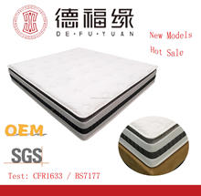 Chinese bed mattresses memory foam sponge mattress products