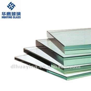 Clear Tempered/Toughened Glass With CCC Certification