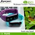 Bluetooth Bracelet with Optical Heart Rate Monitor Fitness Band W311