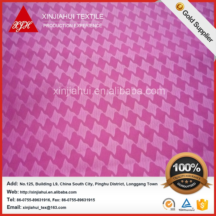 Wholesale goods from China 190T 68Dx68D waterproof polyester faux silk slub taffeta fabric