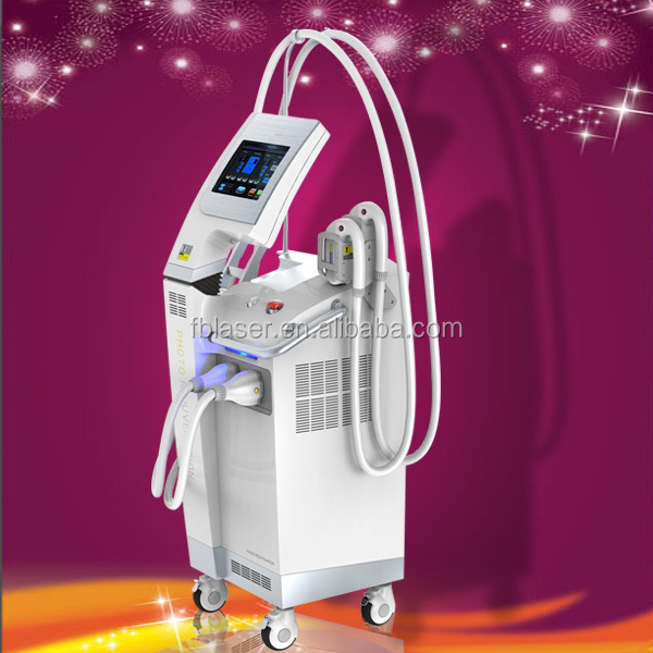Chinese FBL OPT IPL super hair removal machine
