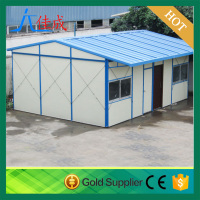 steel structure 50-200 square meters prefab house and home and building