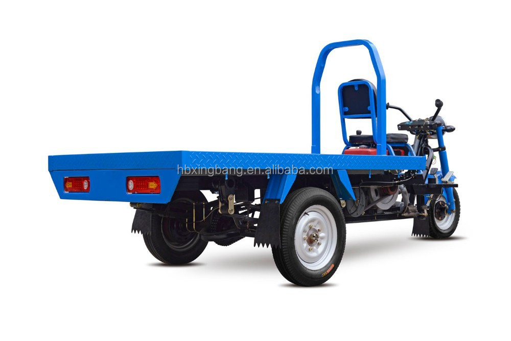 China high quality diesel tricycle for cargo