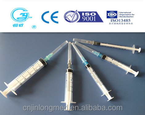 CE ApprovedManufacturer High Quality Disposable Syringe