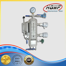 Mechanical seal system Model HQPT equal to Goulds pump seal supply system