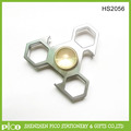 Stainless Steel Fidget Spinner Toy For Kid Educational Finger Spinner Metal Hand Spinner Toy