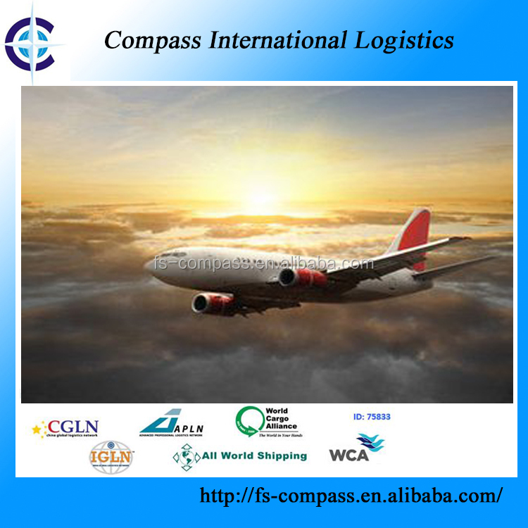 Fast air cargo shipping with best cost from China to DOC CREEK AIRPORT Canada