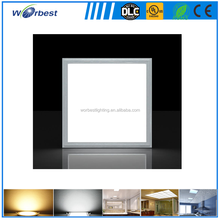 "ul listed led down light fixture bright dimmable flat led panel light 24""x24"""