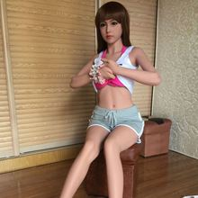 sex pictures with sex doll Cheap 158cm Full Silicone Sexy Girl pregnant sex doll