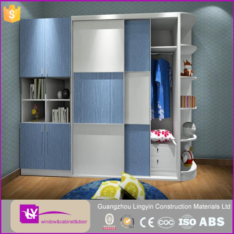 double color laminate wardrobe design furniture bedroom