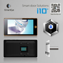 Smart Eye loud warehouse door bell smart home