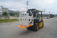 Hydraulic Cylinder push pull machine For Forklift