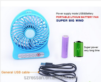 New invention port Rechargeable Fashion air cooling fan motors,Battery fan mini motors portable cool fan working with power bank