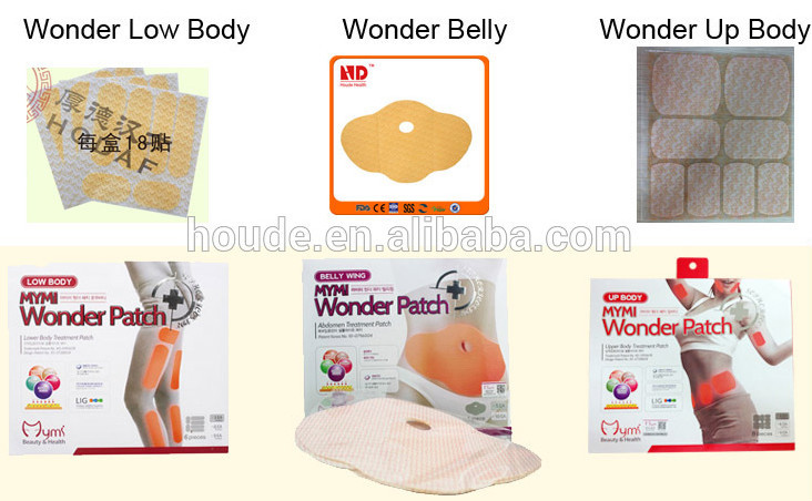 Hot Sale Products belly Wing Mymi Wonder Patch