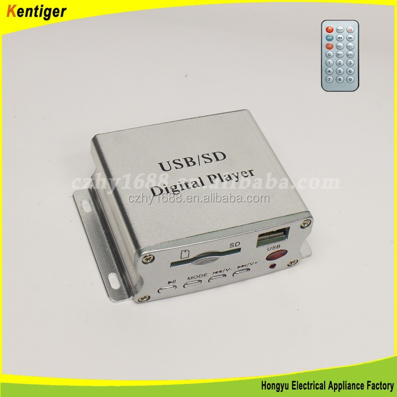 USB SD card mp3 player