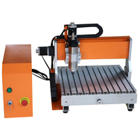 Hot sale! cheap mini 3d cnc router for aluminum, hobby small cnc router 3040