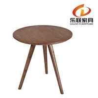 Indonesia Furniture of Outdoor Round Butterfly Teak Table FD14B7
