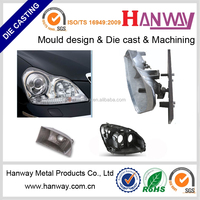 Guangdong Manufacture OEM Aluminum Die Casting