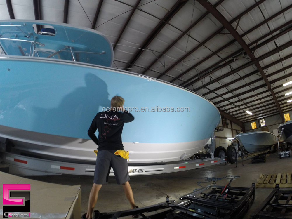Ceramic Pro - Marine and Yacht All Surfaces Professional Protection with Glasscoating