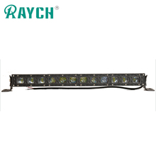 4x4 Guangzhou light 30w 60w 90w 120w single row led lighting bar ip67 4d led light bar for cars je ep,auto parts