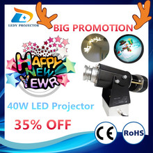 Factory supplier BIG PROMOTION 35% OFF 40W 4500 lumens liquid light projector for sale