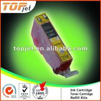 Compatible Ink cartridge PGI-525bk/cli-526bk/c/m/y for canon printer