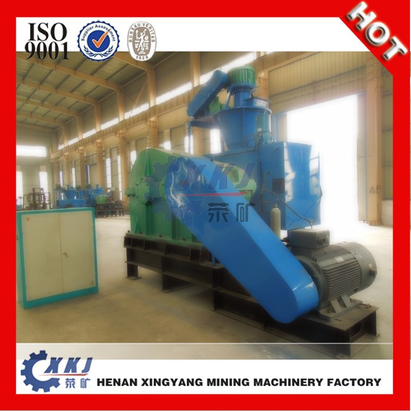 Fine powder press briquette machine for briquetting