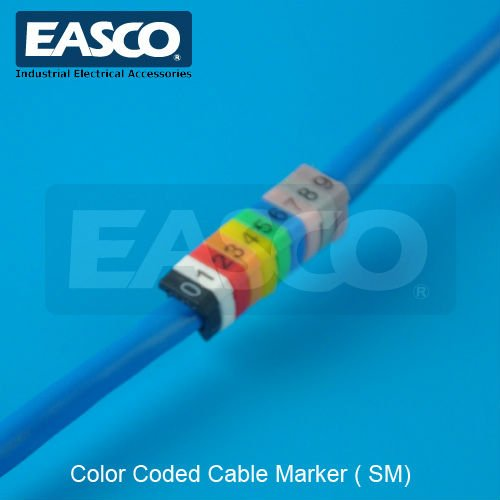 EASCO Wire Labels, Cable Label Markers