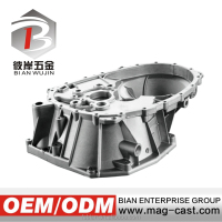 the aluminum die casting parts auto body parts supply the customer design