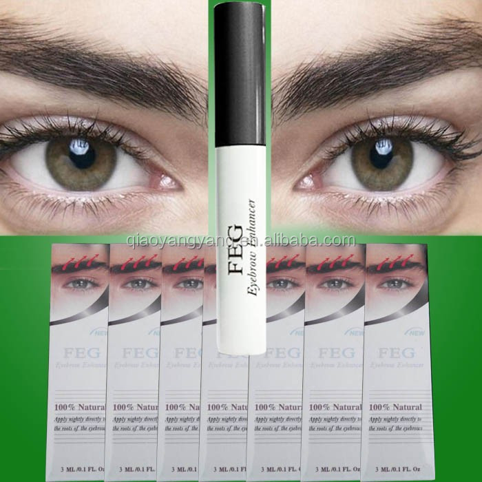 OEM EYEBROW GROWING THICKER WITH PRIVATE LABEL