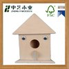 Trade assurance Wholesale wooden bird house FSC recyle wood bird home